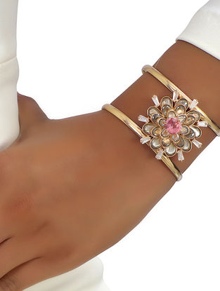 Rose Asteri Open Cuff