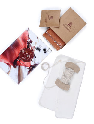 Tie & Dye DIY Kit with Natural Dyes