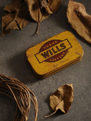 Vintage Iron Boxes (2.7in x 1.6in)
