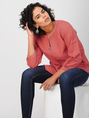 Red Cotton Top