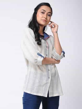 Ivory Cotton Top