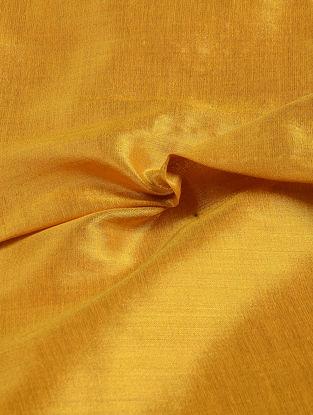 Yellow Tissue Fabric