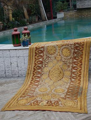 Limited Edition Ceremonial Rajasthani Rug by Bina Ramani