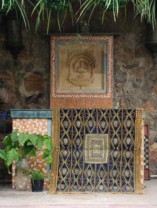 Limited Edition Islamic Ceremonial Rug by Bina Ramani