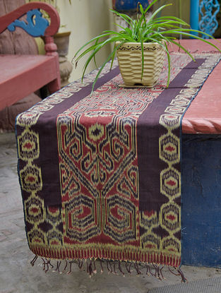 Limited Edition Decorative Handwoven Home Furnishing Textile from Turkey by Bina Ramani