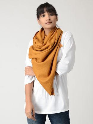 Orange Woolen Stole