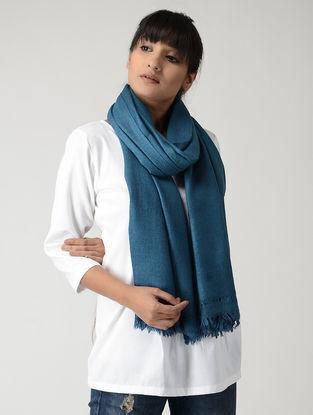 Blue Woolen Stole