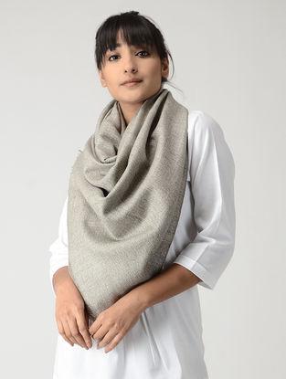 Grey Woolen Stole
