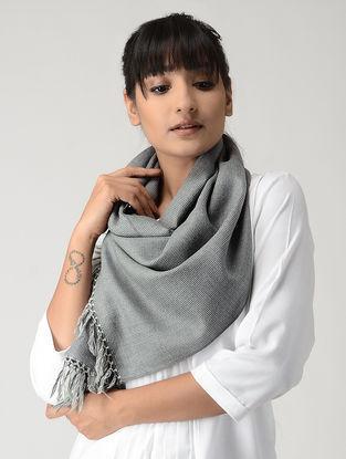 Grey Woolen Muffler