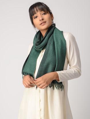 Green Woolen Muffler