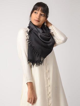 Black-Grey Woolen Muffler