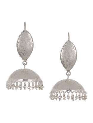 Classic Silver Drop Earrings