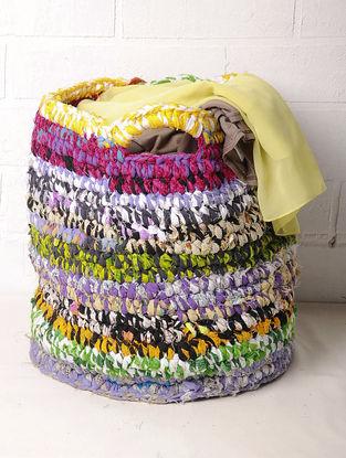 Recycled Laundry Hamper 16in x 21in x 15in