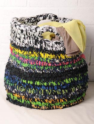 Recycled Laundry Hamper 16in x 19.5in x 15in
