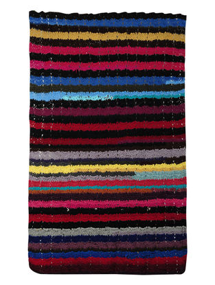Recycled Rectangle Rug-Large 62in x 41in