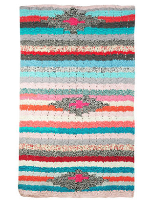 Recycled Rectangle Rug-Large 61in x 40in