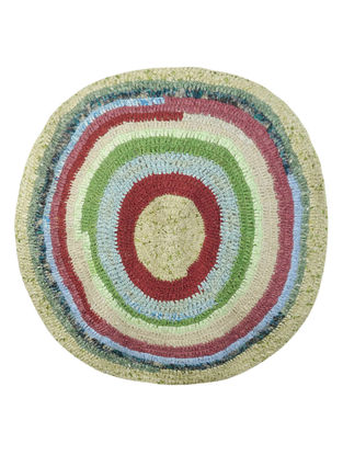 Round Rug-Large 41in x 41in