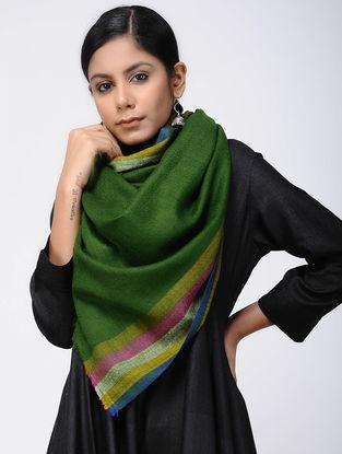 Green Pashmina Stole