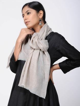 Ivory Pashmina Stole
