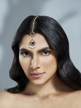 Confluence Crystals from Swarovski Suneet Varma Celestial Maang Tikka