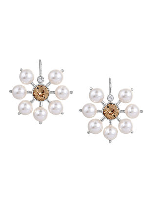 Confluence Crystals from Swarovski Isharya Sparkle of Spring Earrings