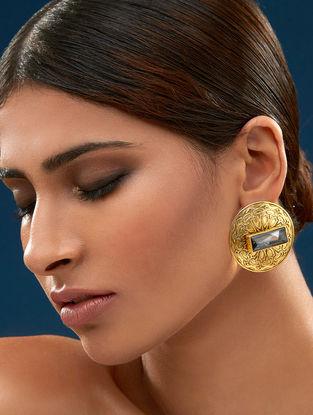 Confluence Crystals from Swarovski JJ Valaya Warrior Princess Circular Studs