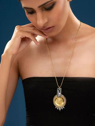 Confluence Crystals from Swarovski JJ Valaya Ranas Warrior Princess Pendant