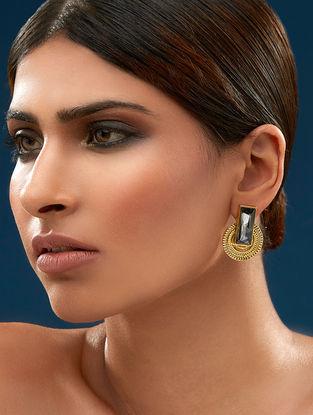Confluence Crystals from Swarovski JJ Valaya Ranas Warrior Princess Stone Stud