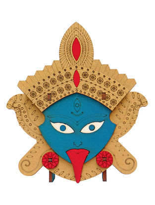 Goddess Kali DIY Puzzle in Wood
