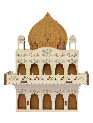 Gurudwara DIY Puzzle in Wood
