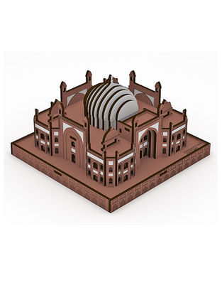 Humayun Tomb DIY Puzzle in Wood