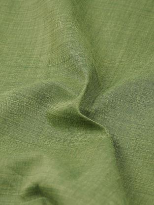 Green Cotton Fabric