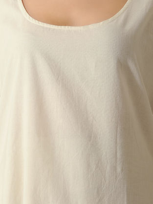 Ivory Cotton Slip