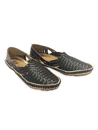 Black Leather Shoes For Men