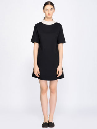 Black Organic Cotton Dress
