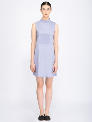 Lilac Organic Cotton Dress