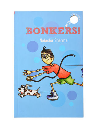Bonkers : By Natasha Sharma (Paper back)