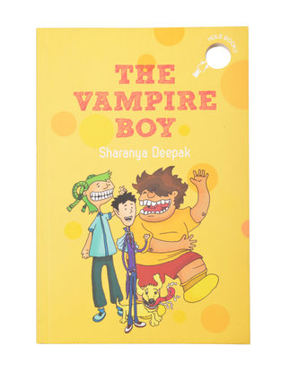 The Vampire Boy : By Sharanya Deepak ( Paper Back)