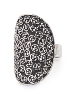 Classic Silver Ring (Ring Size -8.6)