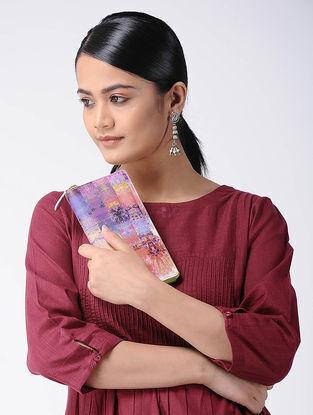 Multicolored Digital Printed Wallet