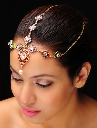 Meena Kumari Headgear