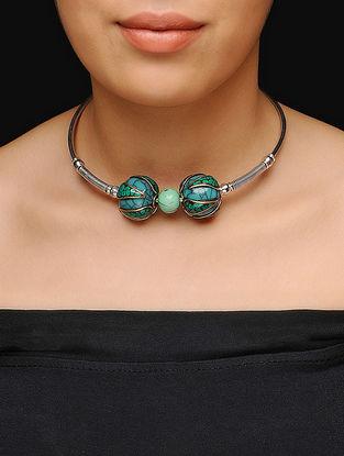 Turquoise-Green Choker