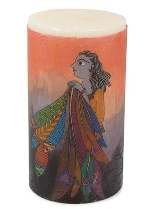Amita Madhubani Aromatic Art Candle-Dipti