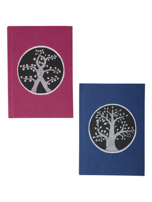 4 Seasons Gond Art Journal-Set of 2