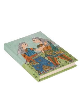Amita Madhubani Art Journal-Mita