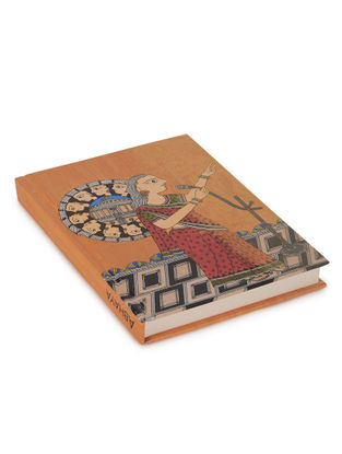 Amita Madhubani Art Journal-Abhaya
