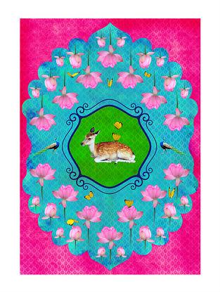 Ranthambore Art Print on Paper