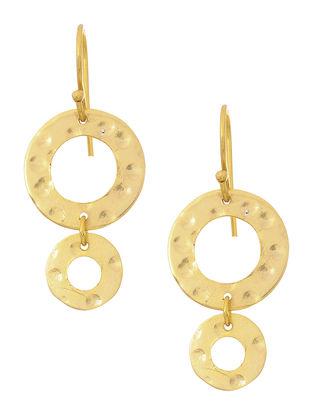 Classic Brass Earrings