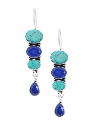 Blue-Turquoise Earrings