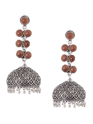 Classic Brown Jhumkis